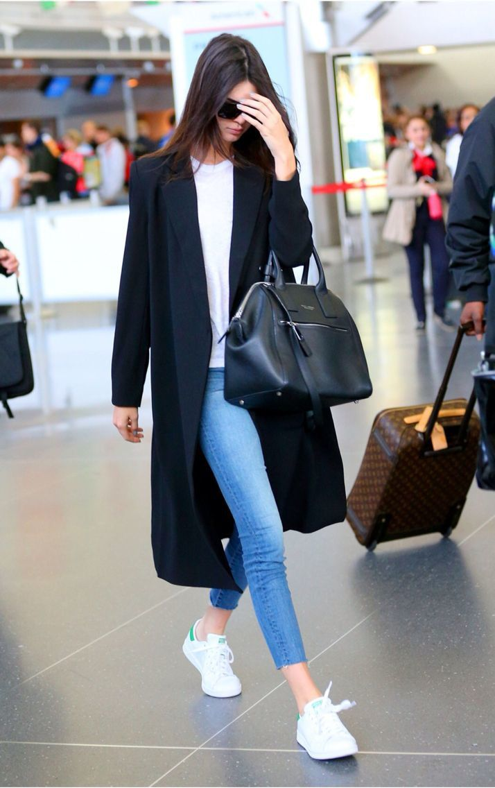 Kendall Jenner's Look