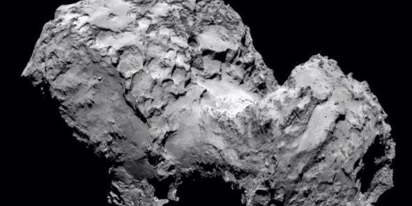 Sonde Rosetta et robot Philae