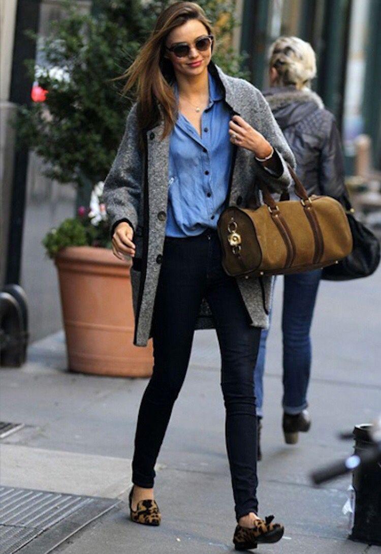 Le style de Miranda Kerr