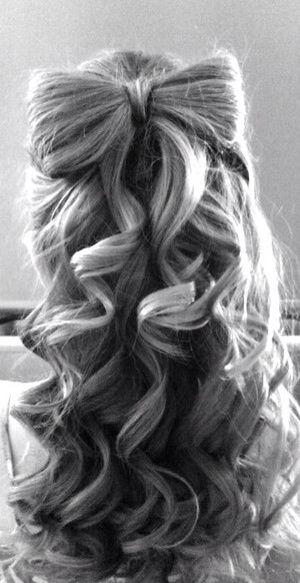 Nœud pour les cheveux