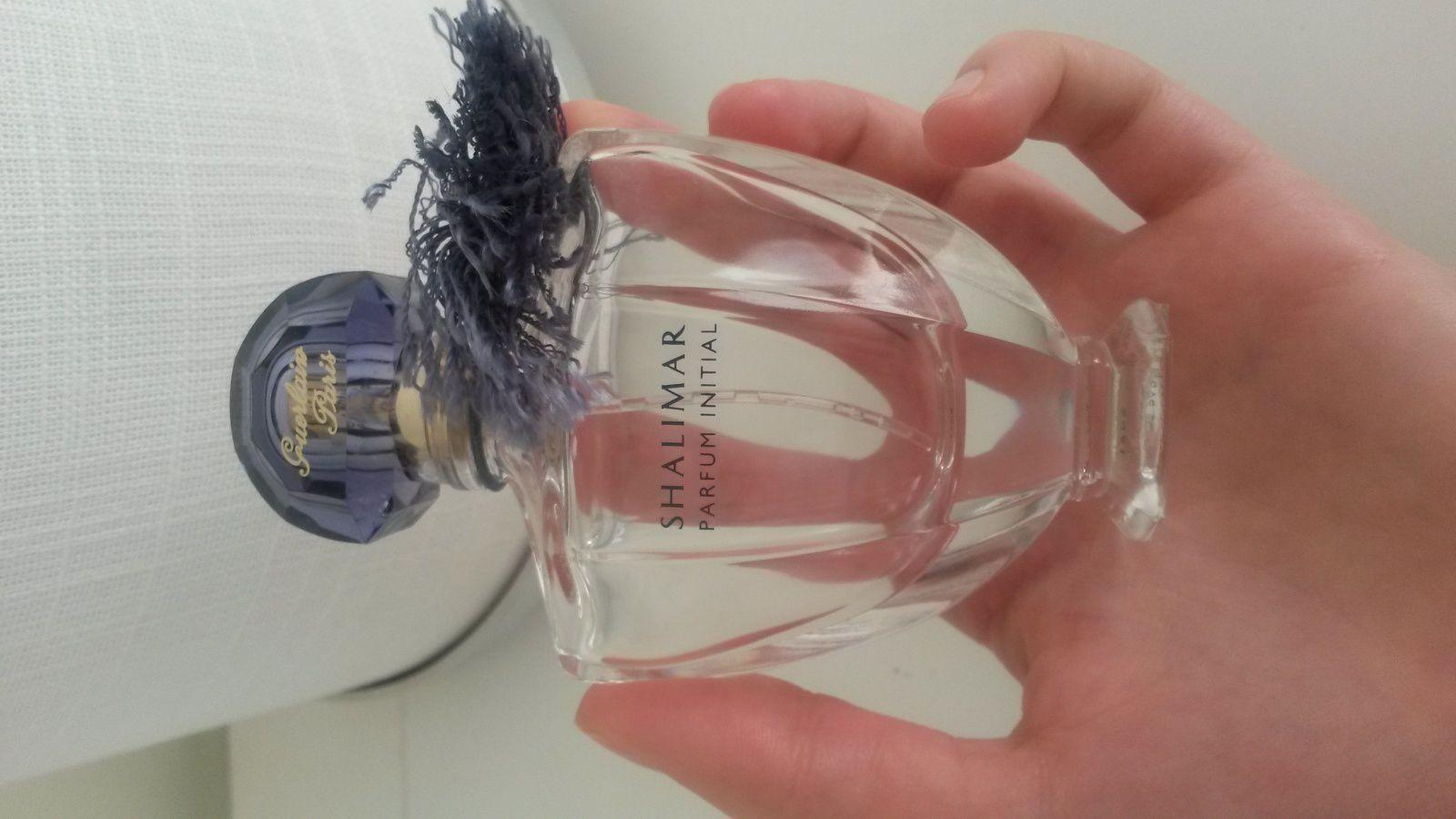 Shalimar Parfum Initial Guerlain Paris