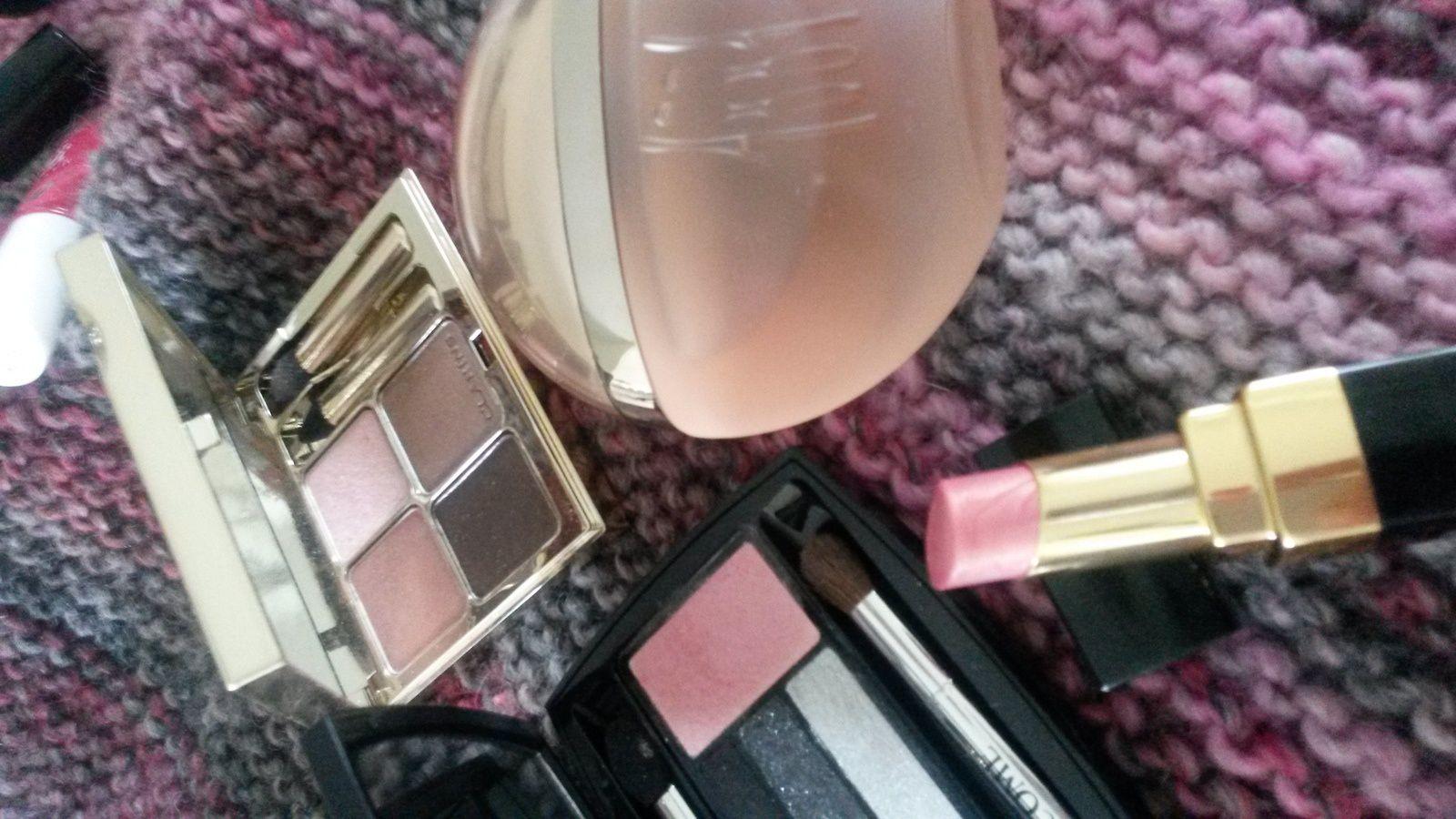 Le défi du lundi :  &quot&#x3B;I heart Pink!&quot&#x3B;