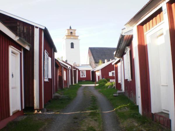 Näske - Gammelstad