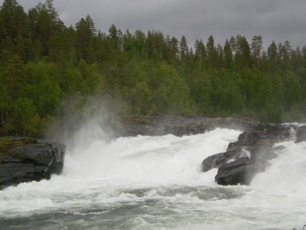 Husoy - Mälselvfossen