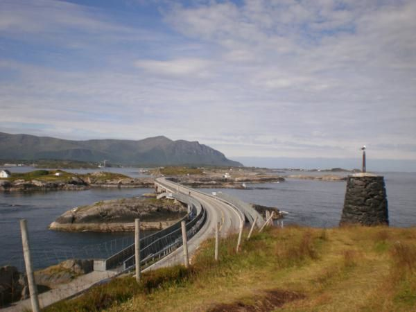 Route de l'Atlantique - Bud - Molde