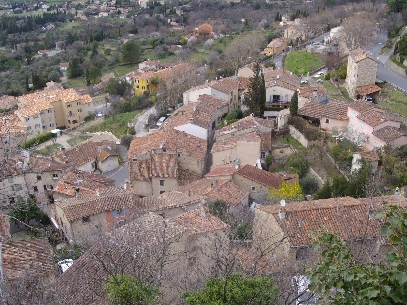 Fayence un village perché et sa voisine Tourrettes