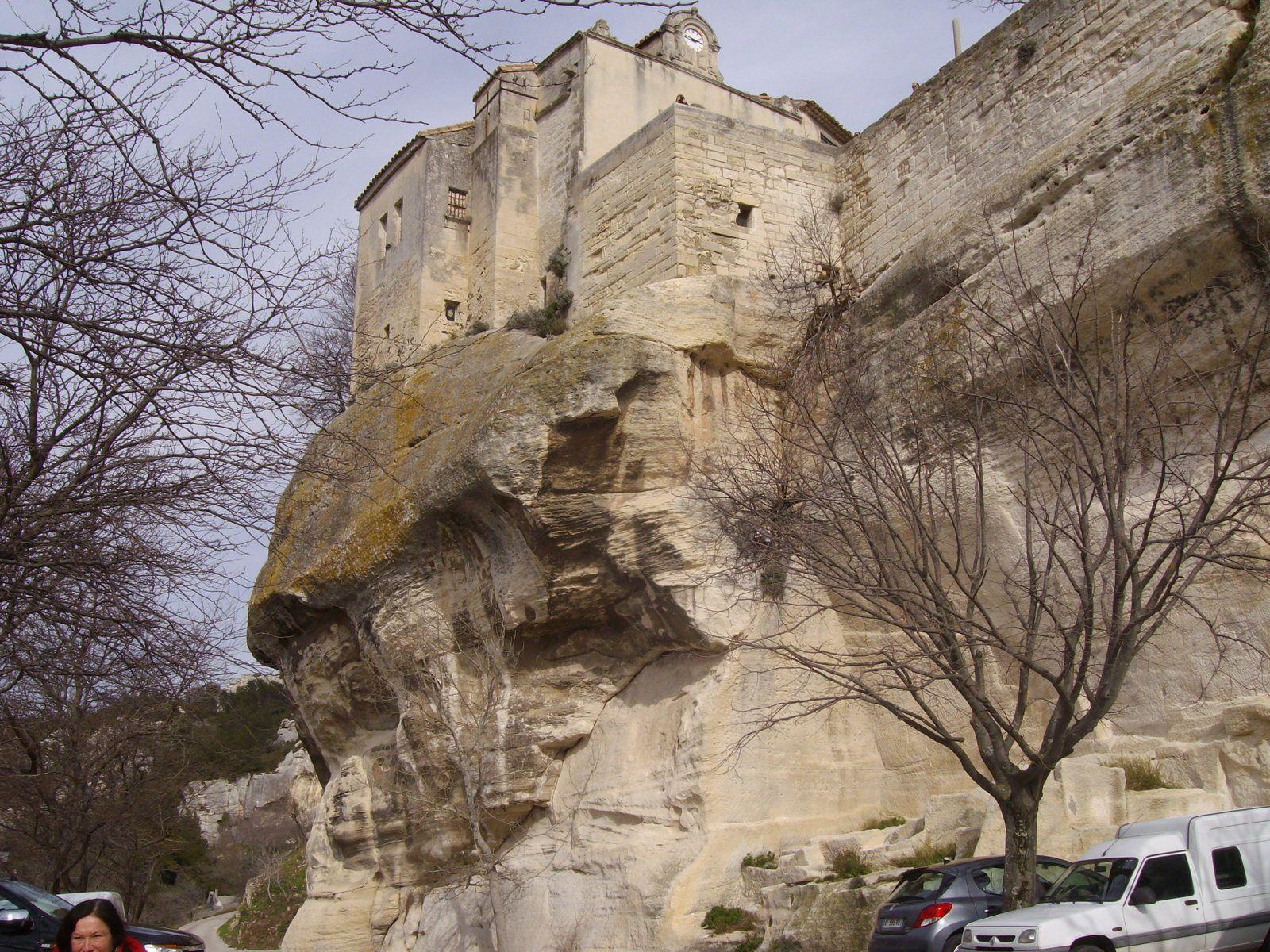 Fontvieille et les Baux de Provence