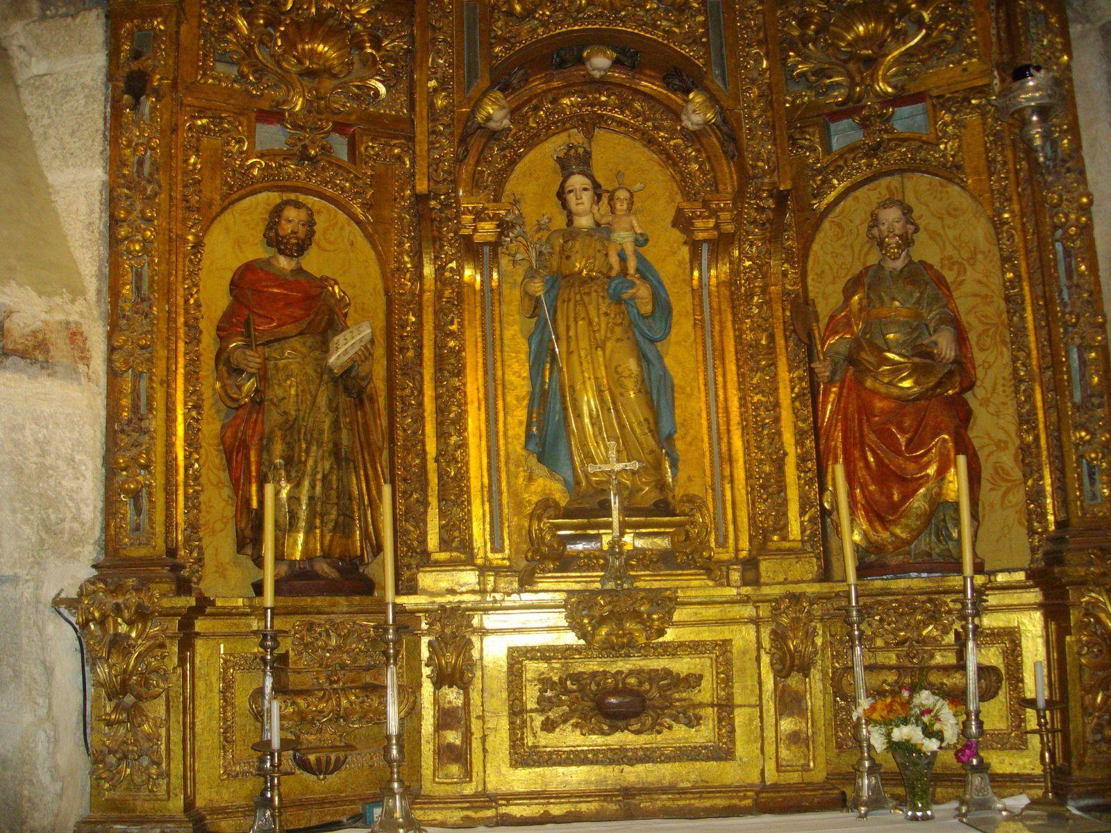 Arrivée à St Jacques de Compostelle