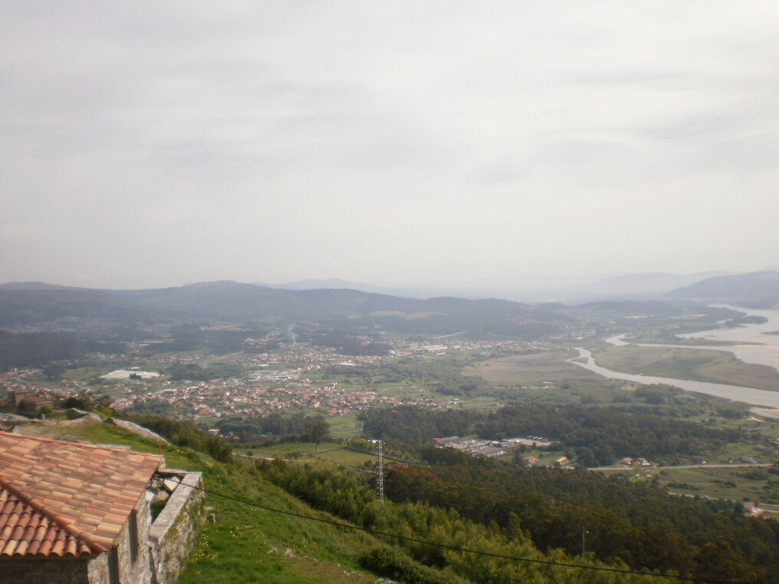 A Guarda ... à la frontière du Portugal