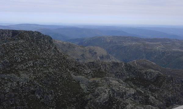 Direction la Serra de Estrella - Vila Velha de Rodao