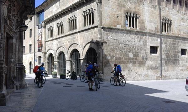 En Espagne ... encore quelques découvertes sur le chemin du retour