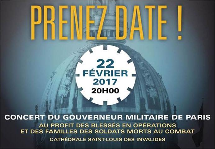 Concert 2017 - Prenez date !
