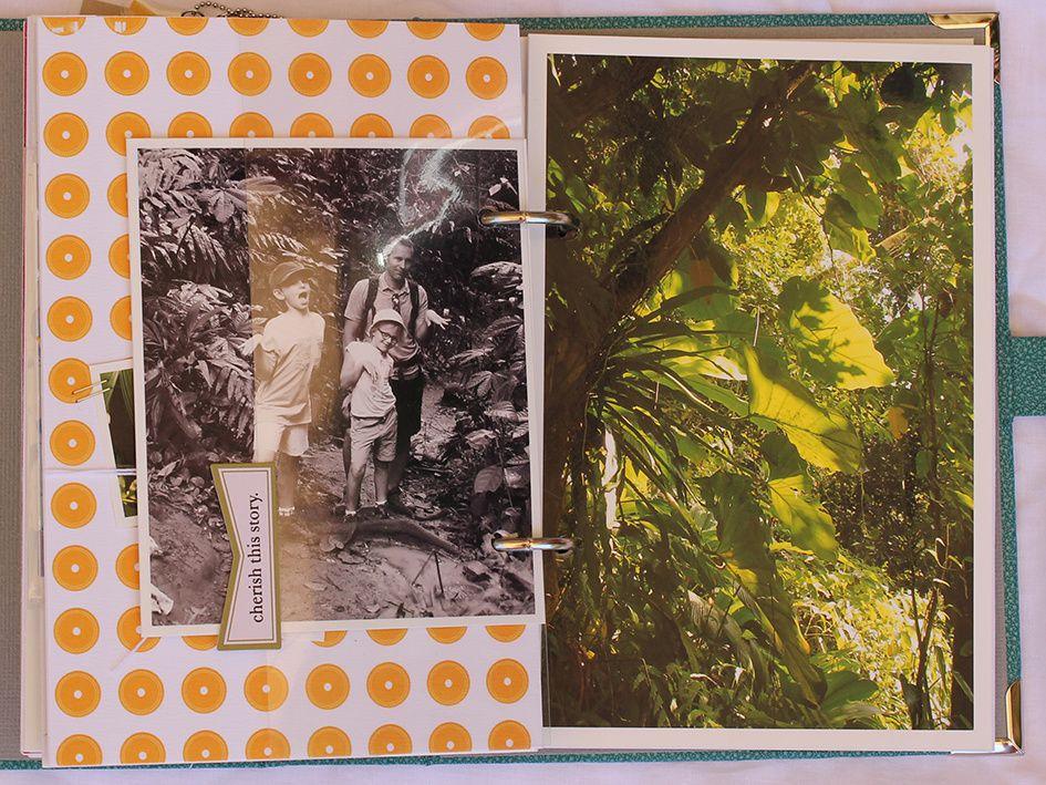 Mini album &quot&#x3B;Sous les Tropiques&quot&#x3B;