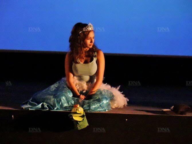 Une princesse sans sa grenouille est une fausse princesse. PHOTO DNA