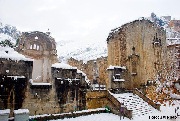 Ruinas Santa Maria de Cazorla