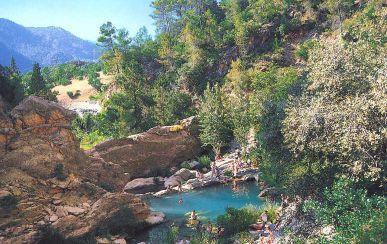 Parque natural de Cazorla, las villas