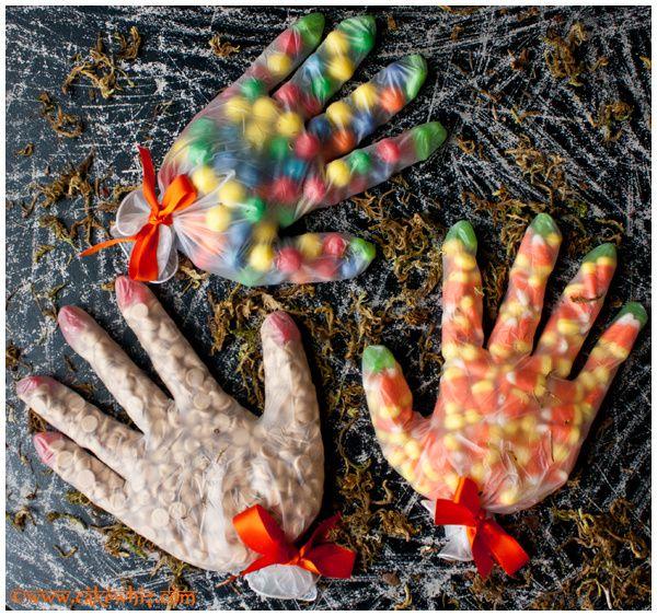 Halloween....et si la &quot&#x3B;bouffe&quot&#x3B; s'y mettait...