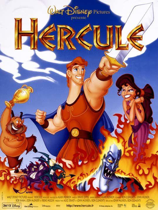 Le monde magique de Disney - Hercule (1997)