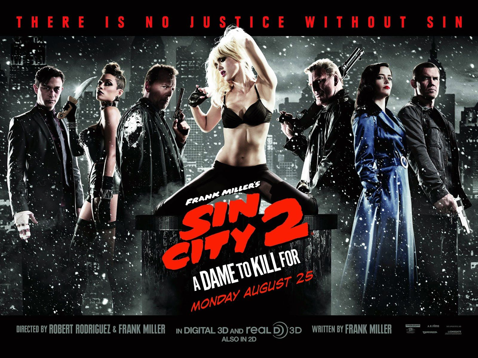 Sin City 2 : A Dame To Kill For (2014)