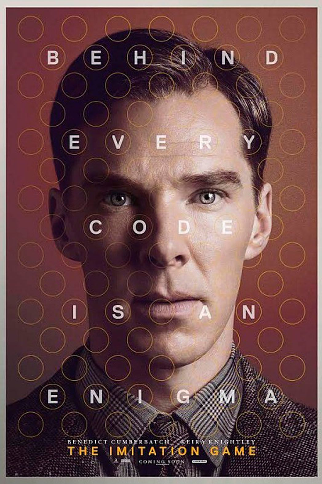 Imitation Game, de Morten Tyldum