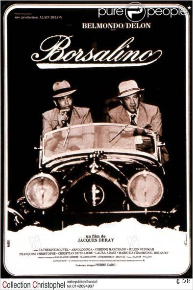BORSALINO de JACQUES DERAY