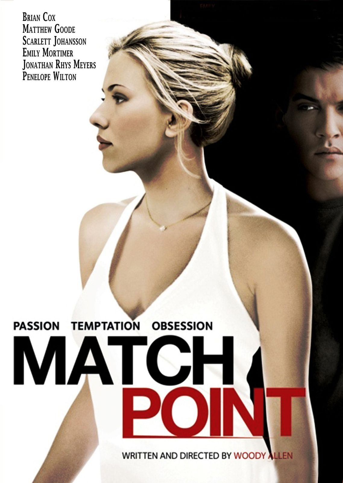 MATCH POINT de WOODY ALLEN