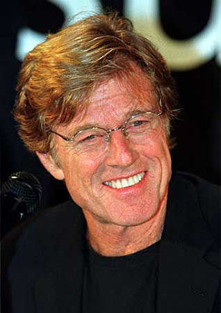 Robert Redford - portrait