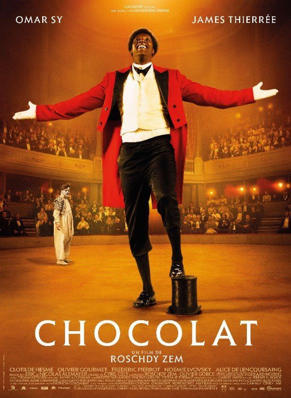 Chocolat de Roschdy Zem