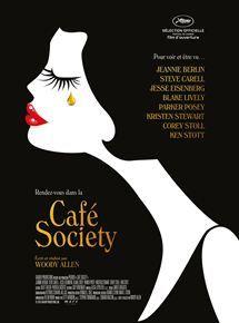 CAFE SOCIETY de WOODY ALLEN