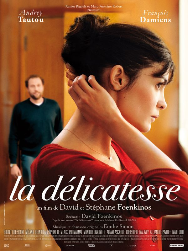 LA DELICATESSE de STEPHANE &amp&#x3B; DAVID FOENKINOS