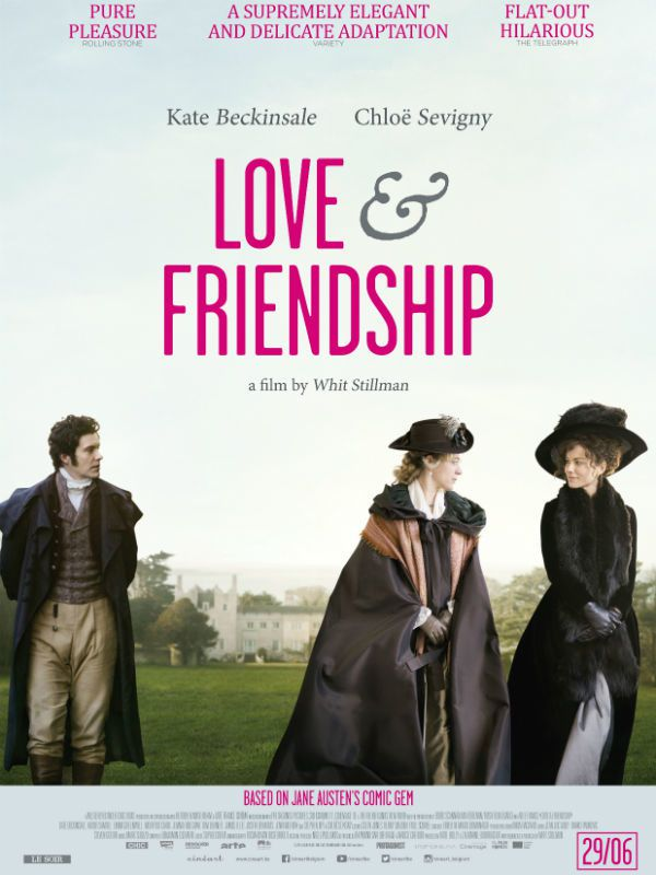 Love &amp&#x3B; Friendship de Whit Stillman
