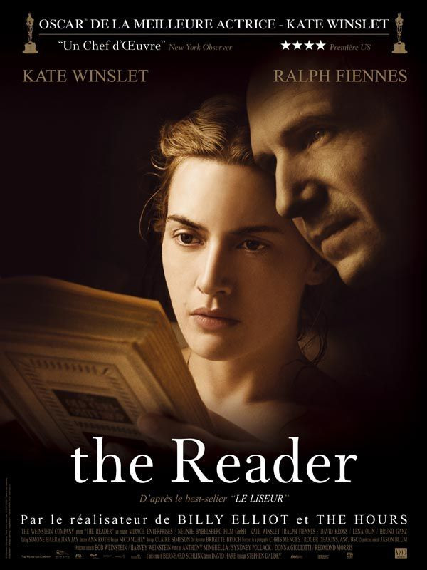 THE READER de STEPHEN DALDRY