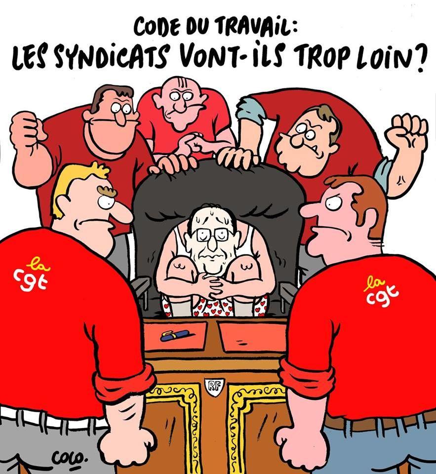 HUmour ...Grinçant : Peuple de France réveille-toi, ils sont devenus fous !