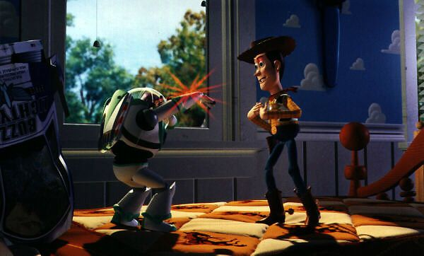 toy critique Read the empire review of toy story find out everything you need to know about the film from the world's biggest movie destination.