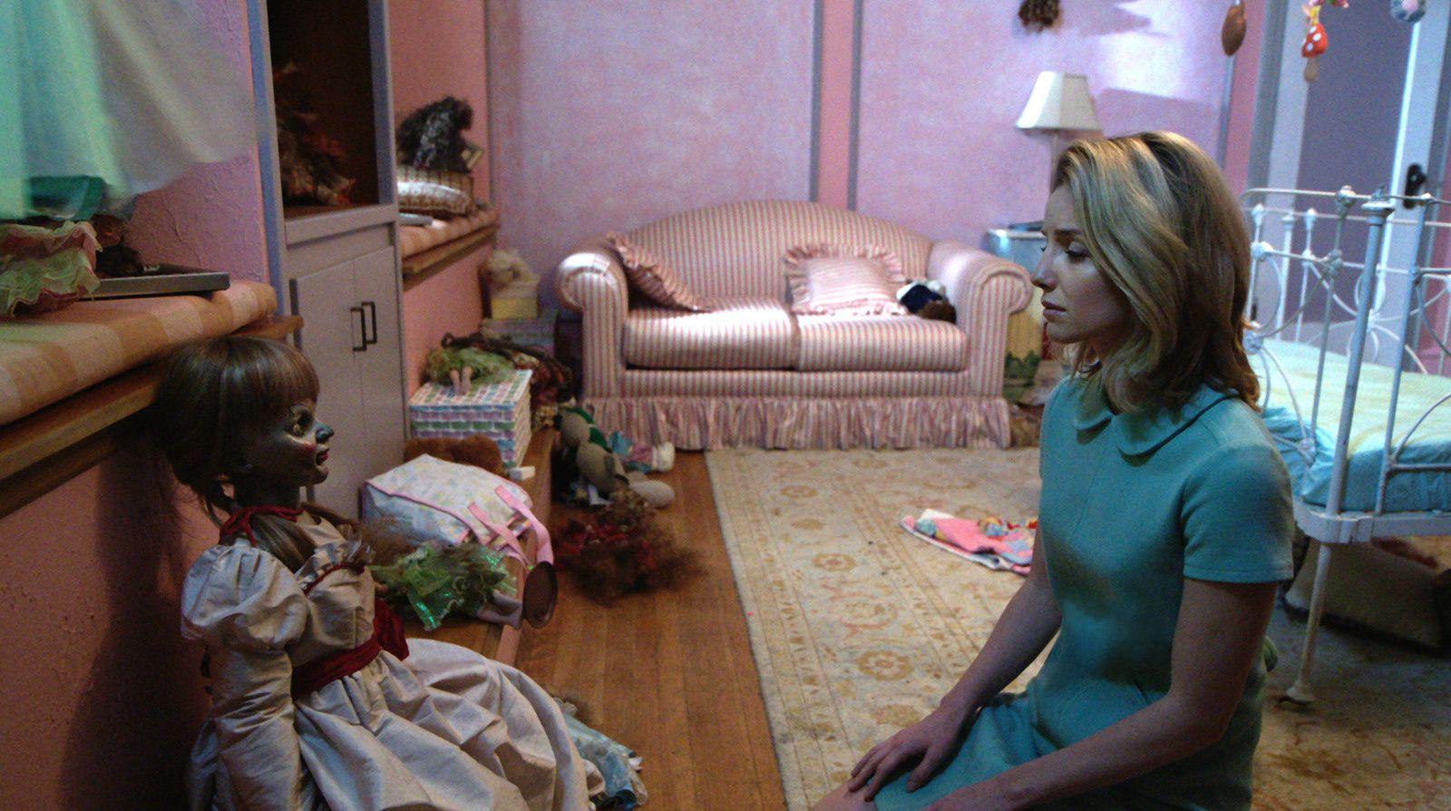 [critique] Annabelle : poupée d'effroi