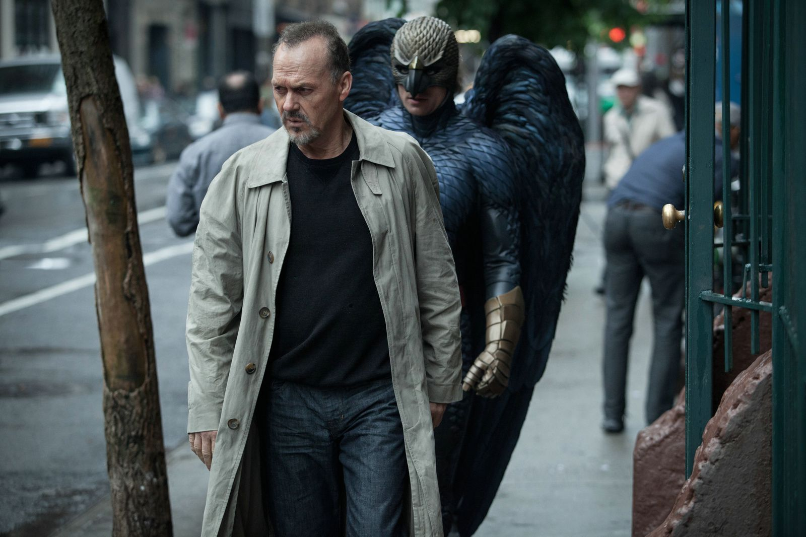 [critique] Birdman ou (La Surprenante Vertu De L'Ignorance) : un vrai film de super-slips