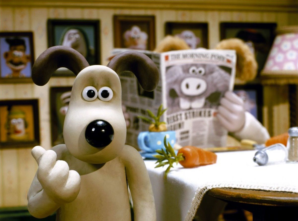 [critique] Wallace & Gromit : la Malédiction du Lapin-garou