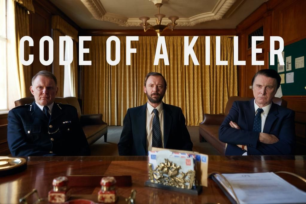 [TV] Code of a killer