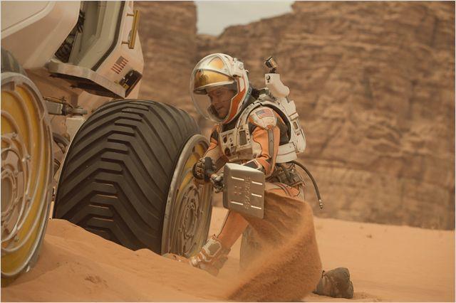 [critique] Seul Sur Mars : Matt (Damon) Gyver