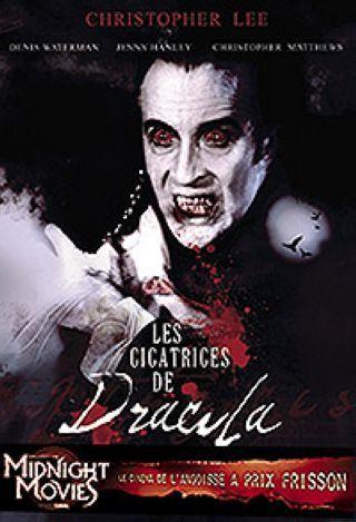 les Cicatrices de Dracula : Brrrrrrrrrrrru, ce Lee !