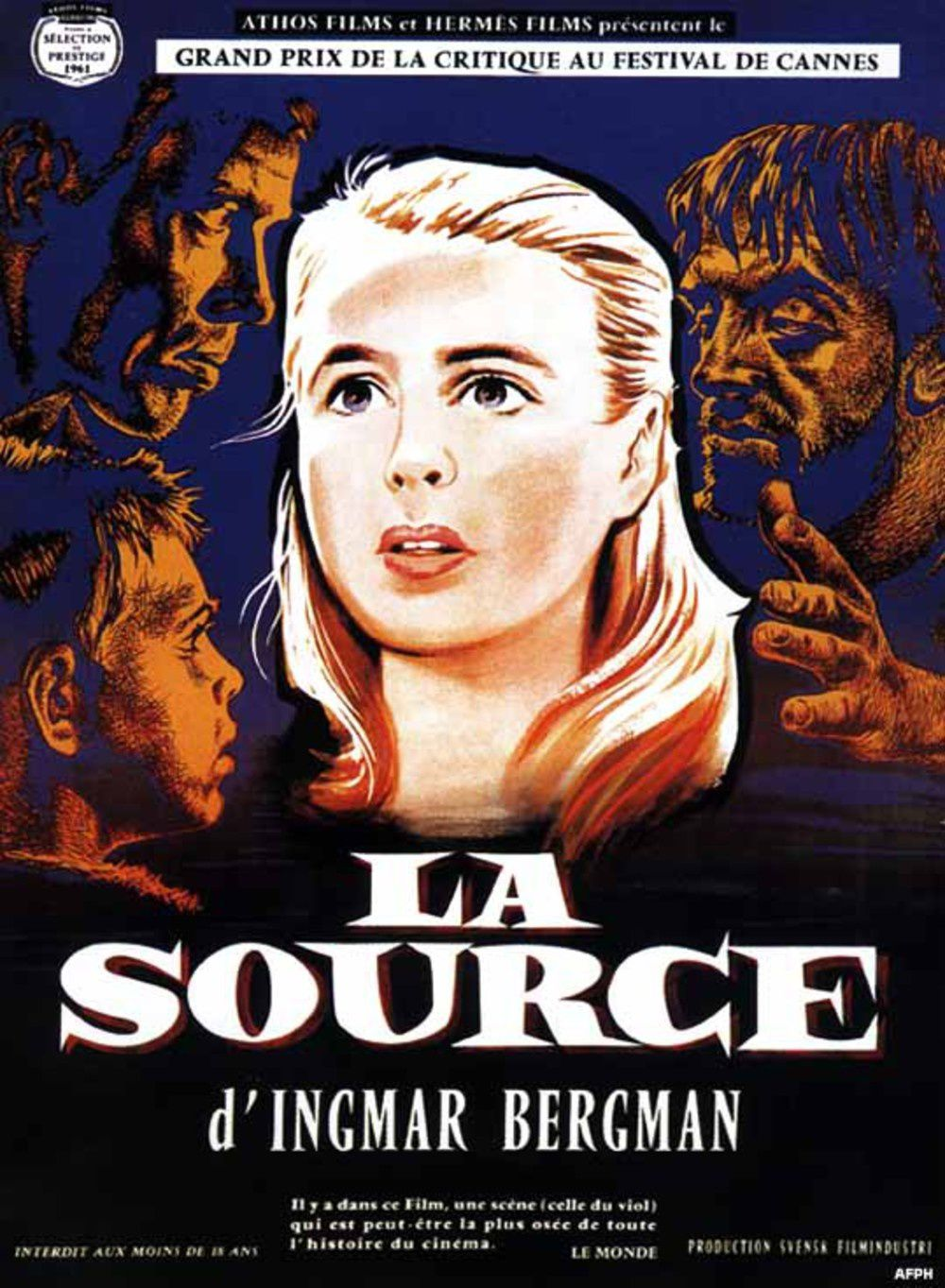 la Source : Bergman explore la Foi