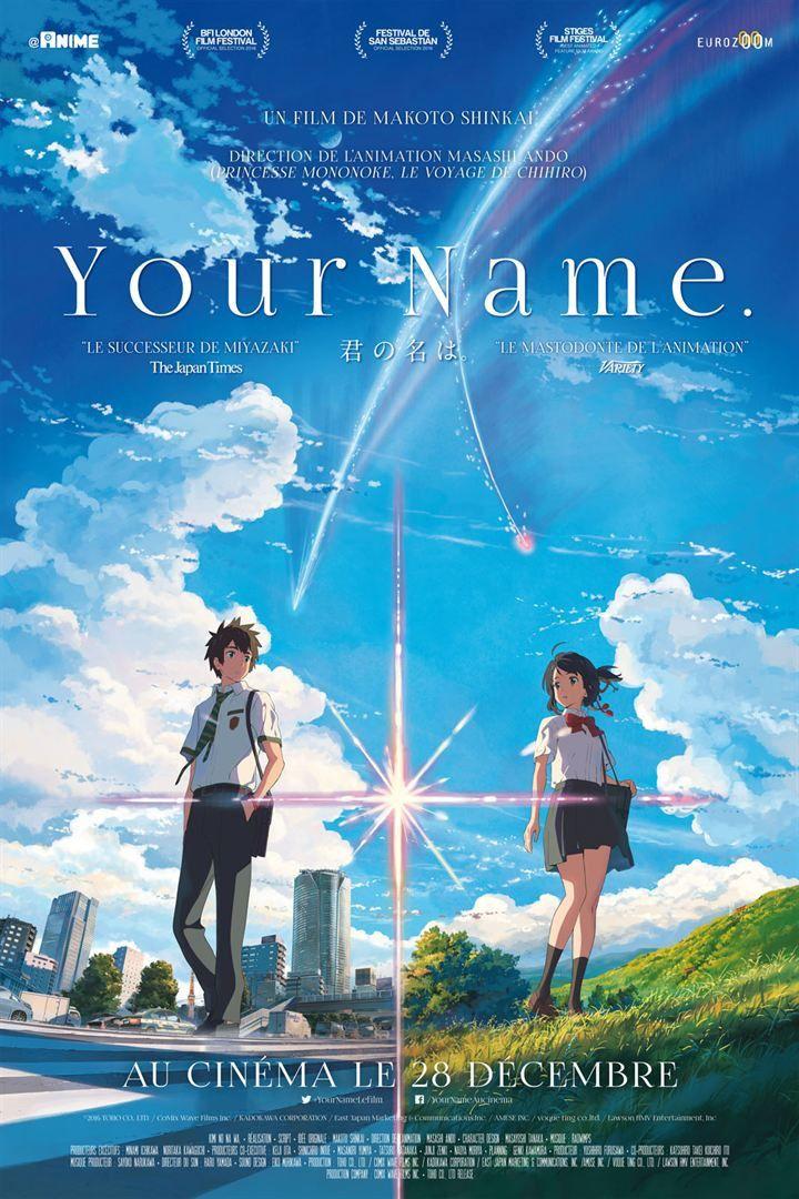 [critique] Your Name
