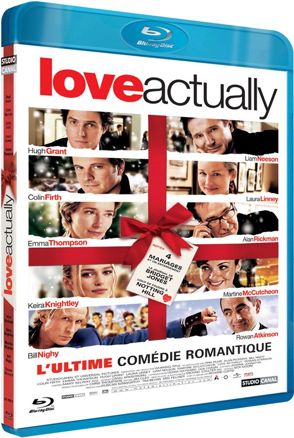 [critique] Love actually : miracle de Noël