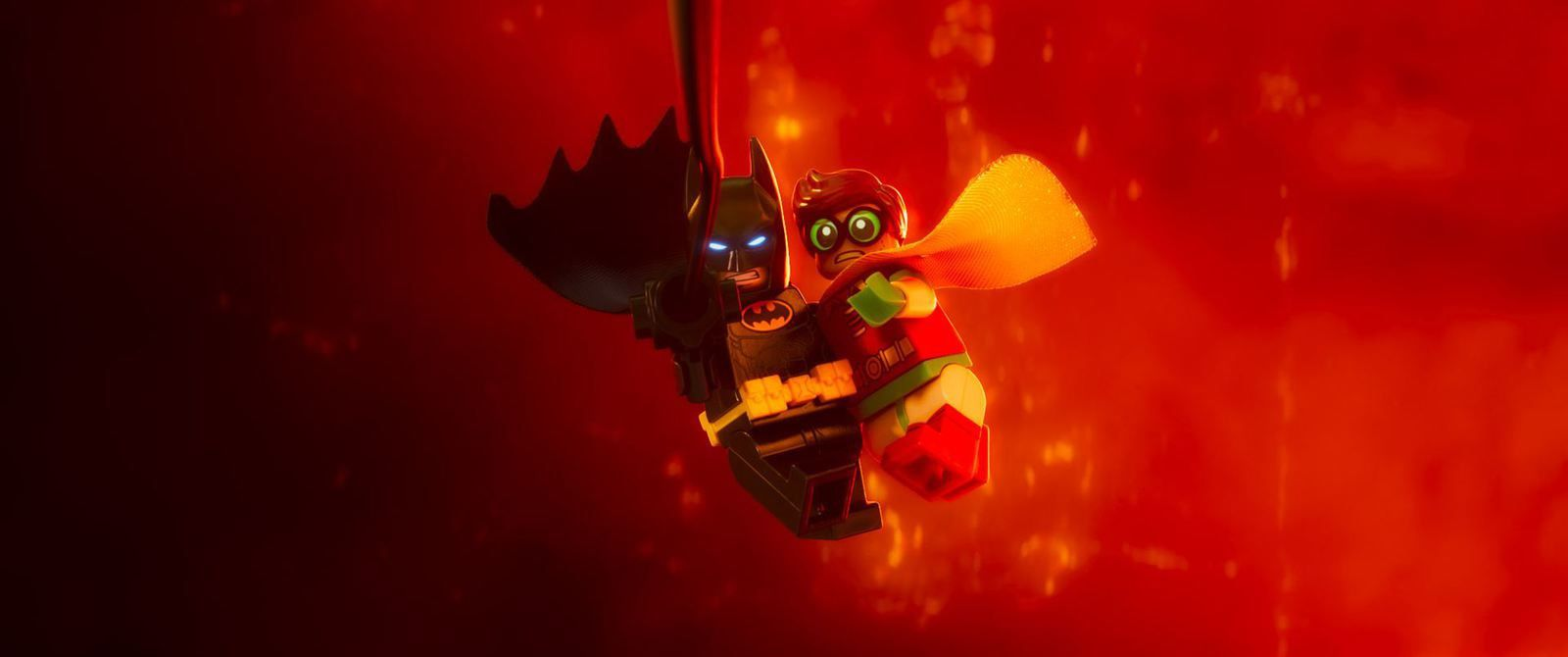 [critique] Lego Batman : Le Film