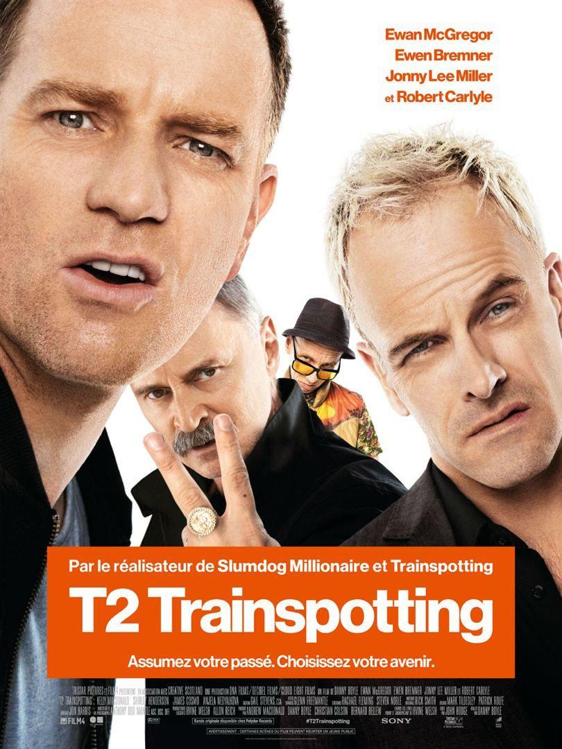 [critique] T2 Trainspotting : retour vers le futur
