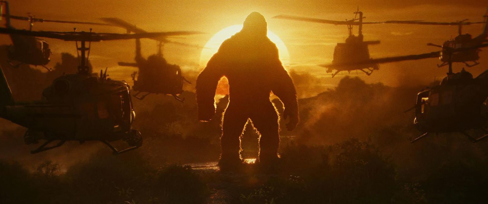 [critique] Kong Skull Island, Prestige Worldwide