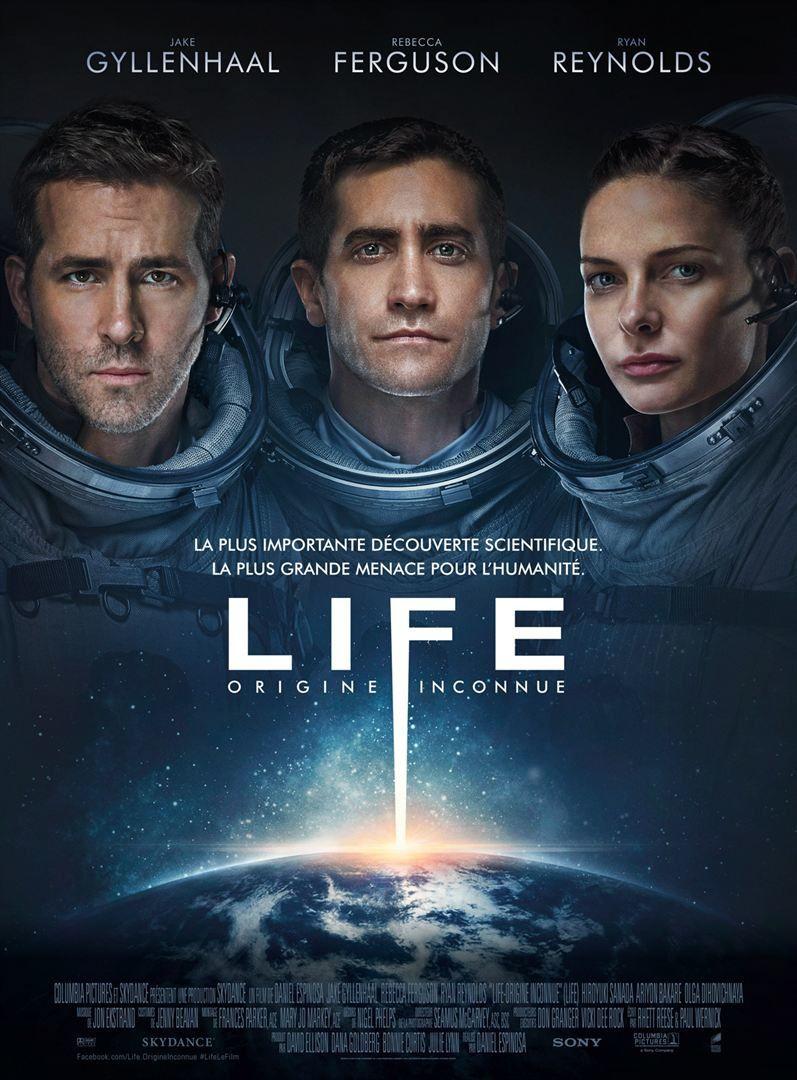 [critique] Life : Origine Inconnue