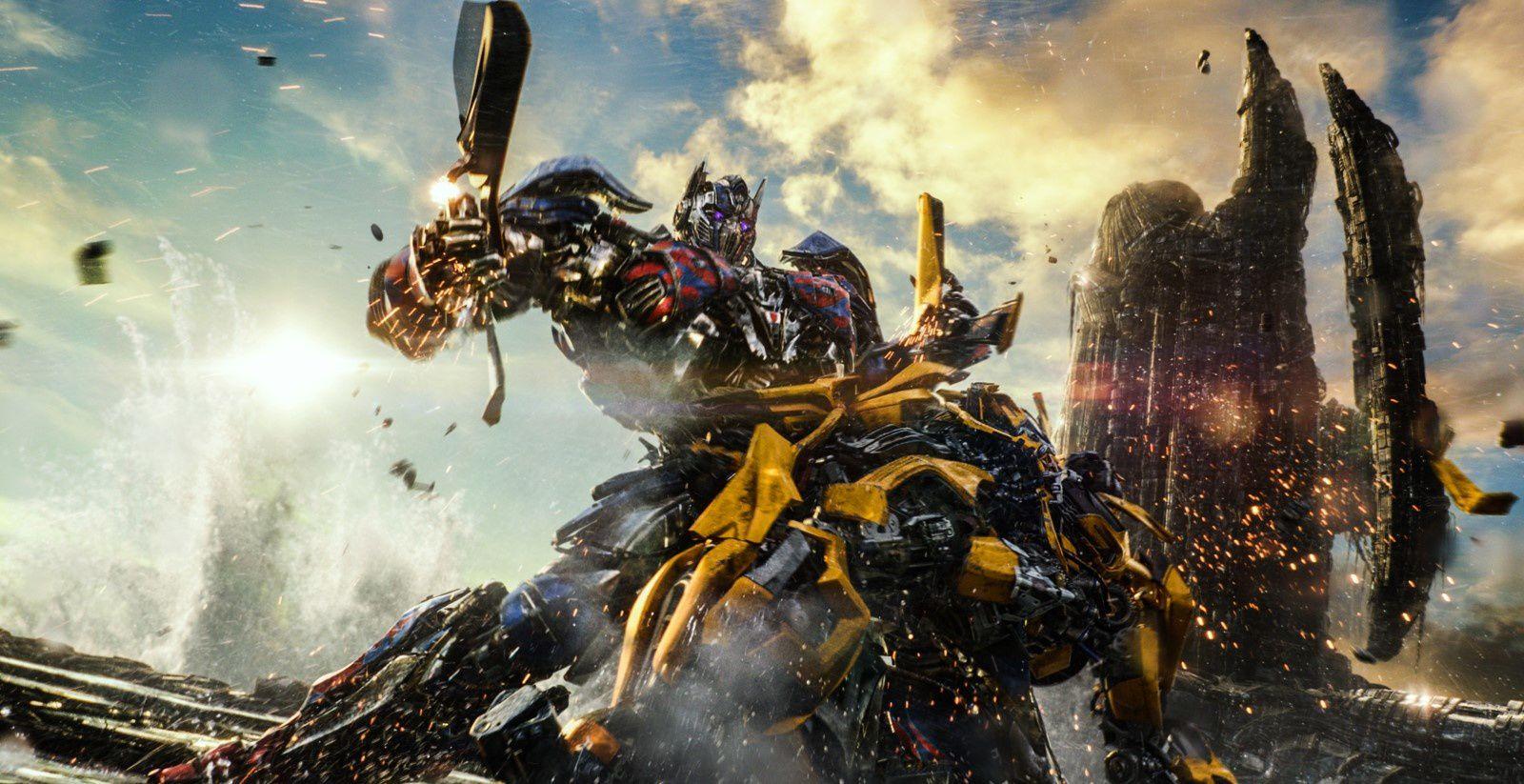 [critique] Transformers, the Last Knight