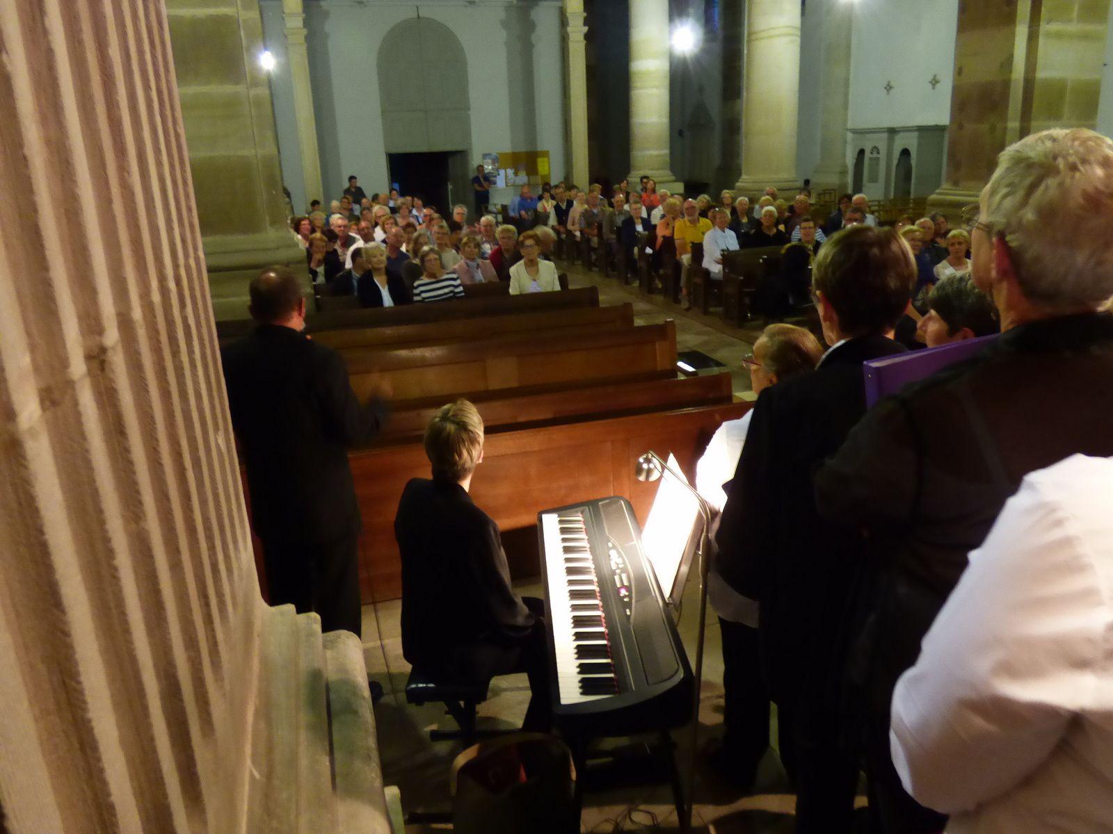 Un superbe concert en hommage à Georges Renaudin