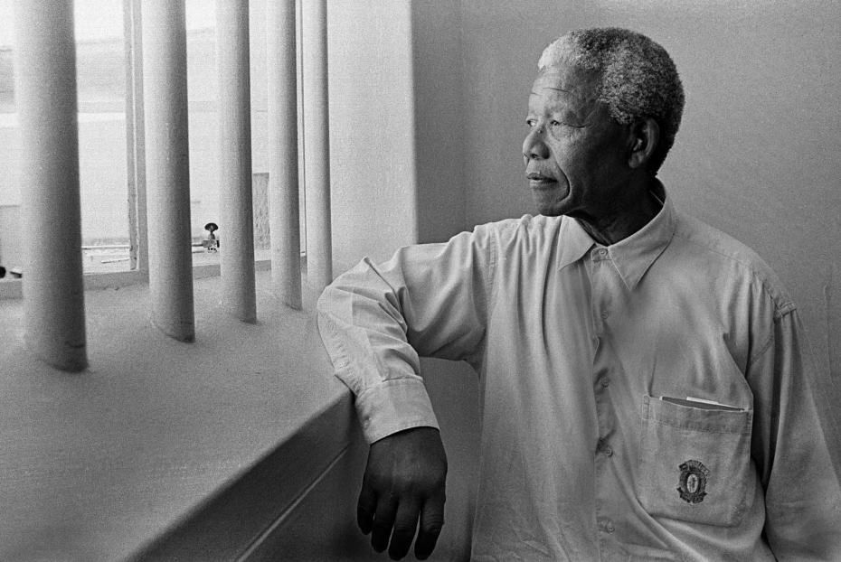 Invincible, Nelson Mandela